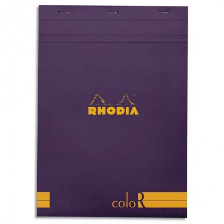 RHO BLOC COLOR A4 140P VIOLET 18970