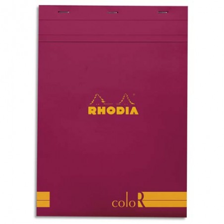 RHO BLOC COLOR A4 140P FRAMBOISE 18972