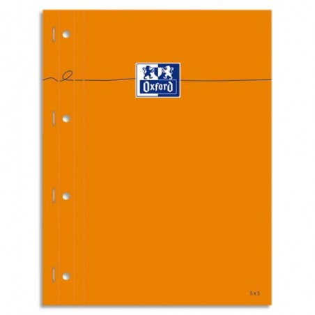 OXF BLOC ETUDIANT 230X297 5X5 100106289