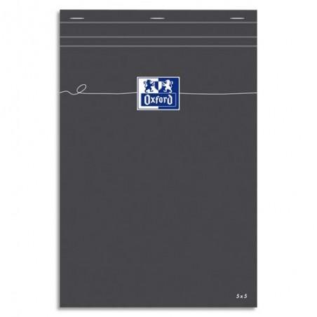 OXF BLOC GRIS 210X297 5X5 100106302