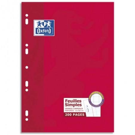 OXF E/200C SIMPLE A4 SEYES 100105679