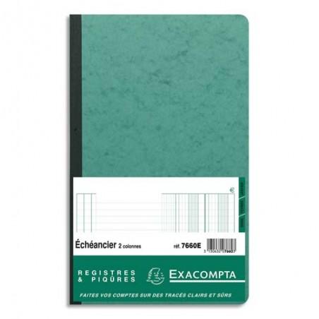 EXA PIQ ECHANCIER 80P 32X19.5CM 7660E